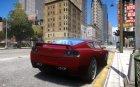 Super GTR for GTA 4 left view