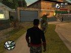 Монстры из S.T.A.L.K.E.R для GTA San Andreas вид слева