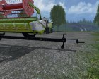 Тележки Cochet for Farming Simulator 2015 rear-left view