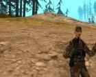 CS:GO Weapon pack для GTA San Andreas вид изнутри