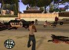 Больше анимаций смертей v4.0 for GTA San Andreas rear-left view