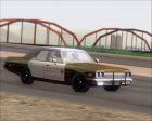Dodge Monaco 1974 RCSD Non Sticktop/No Lights Version для GTA San Andreas вид сбоку