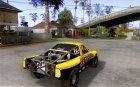 Toyota Tundra Baja 1000 for GTA San Andreas top view