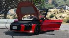 2017 Audi R8 1.0 for GTA 5 right view