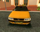 Peugeot 405 Slx Taxi for GTA San Andreas inside view