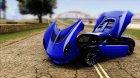 Hennessey Venom GT U.S.A American 2012 для GTA San Andreas вид сверху