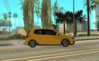 Volkswagen Golf MK5 for GTA San Andreas inside view