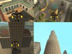 Collection of textures for buildings для GTA San Andreas вид изнутри