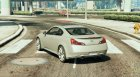 2008 Infiniti G37 Coupe Sport for GTA 5 left view