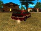 Solair из GTA IV для GTA San Andreas вид слева