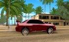 Subaru Impreza WRX for GTA San Andreas inside view