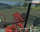 Case IH 2388 v2.0 for Farming Simulator 2013 side view