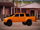 Toyota Hilux 2010 Off-Road Swag edition для GTA San Andreas вид слева