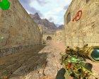AWP Эльфийский рейнджер for Counter-Strike 1.6 right view