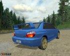 Subaru Impreza II Facelift WRX STi для Mafia: The City of Lost Heaven вид сзади слева