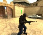 Black Artic for Counter-Strike Source left view