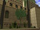 Здание Мэрии (City Hall) в стиле GTA V для GTA San Andreas вид сзади слева