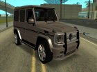 Car Pack For Samp для GTA San Andreas вид изнутри