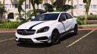 Mercedes-Benz Classe A 45 AMG Edition 1 для GTA 5 вид слева