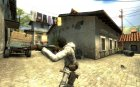Wood Shotgun для Counter-Strike Source вид сбоку