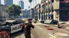 Улучшенная стрельба for GTA 5 left view