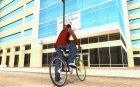 KTM Bike beta for GTA San Andreas top view