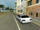 SA Premier's Police for GTA Vice City left view