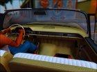1958 Chevrolet Impala Sport Coupe V8 для GTA San Andreas вид сверху