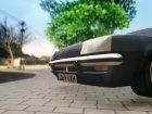 Vauxhall Cavalier MK1 sedan 2 door для GTA San Andreas вид сверху