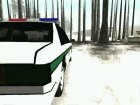 1992 Declasse Premier Angel Pine PD for GTA San Andreas back view