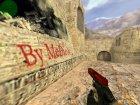 Пак оружия для удобной игры для Counter-Strike 1.6 вид сзади