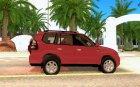 Toyota Land Cruiser Prado для GTA San Andreas вид изнутри