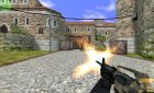 Modern Sand M4a1 for Counter-Strike 1.6 left view