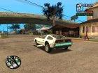 GTA V Imponte Deluxo v.2 для GTA San Andreas вид слева