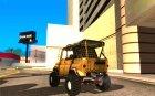 УАЗ 469 for GTA San Andreas rear-left view