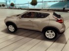 Nissan Juke for GTA San Andreas rear-left view