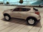 Nissan Juke for GTA San Andreas rear-left view