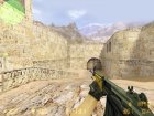 Ultimate HD GALIL for Counter-Strike 1.6 left view
