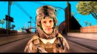 Blackburn from Battlefield 3 для GTA San Andreas вид сзади слева