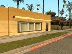 Новые текстуры спортзала для GTA San Andreas вид изнутри