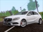 Mercedes-Benz AMG 2012 A45 (Second Complect Paintjobs)