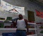 GTA V Guns.Pack для GTA San Andreas вид сбоку