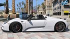 2013 Porsche 918 for GTA 5 left view