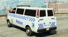 NSW Police Transport для GTA 5 вид слева