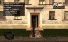 """Дегтярёв в комбинезоне """"СЕВА"""" из S.T.A.L.K.E.R для GTA San Andreas вид сзади слева"""