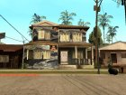 Новые текстуры домов на Грув Стрит для GTA San Andreas вид изнутри