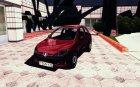 Peugeot 206 for GTA San Andreas top view