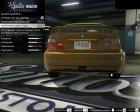 BMW M3 E46 для GTA 5 вид изнутри