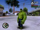 Hulk Classic for GTA San Andreas inside view