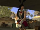 Chainsaw China Wind для GTA San Andreas вид изнутри